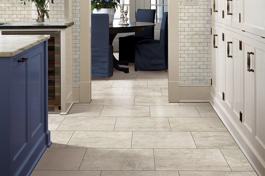 Family friendly tile flooring in Fremont MI from Herb's Carpet & Tile