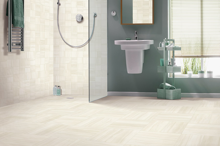 Family friendly tile flooring in Porterville, CA from Creative Flooring