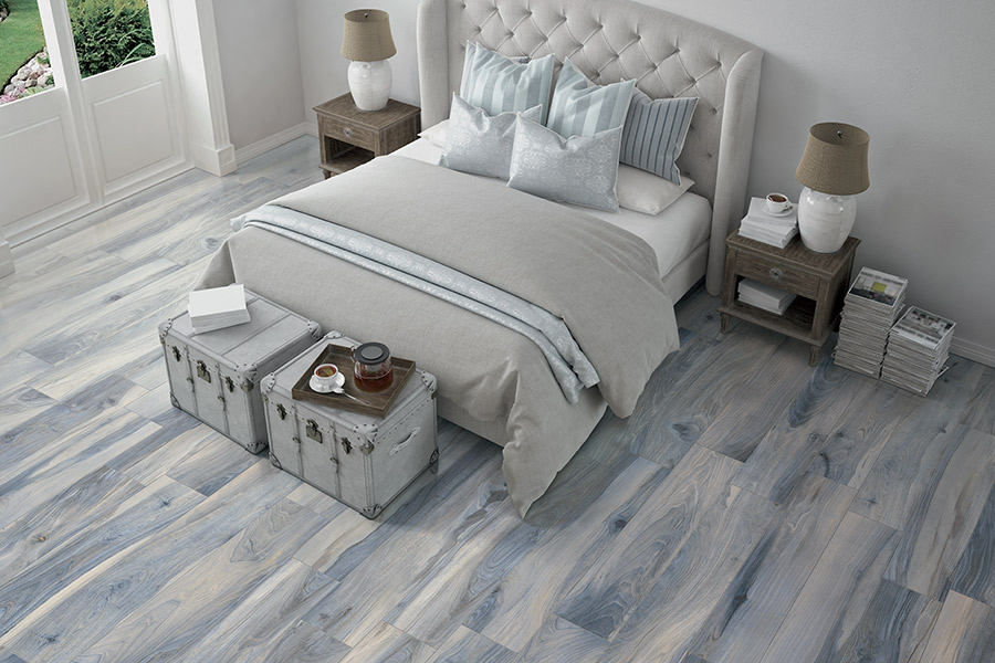 Wood look tile flooring in Port St. Lucie FL from Coastal Flooring LLC
