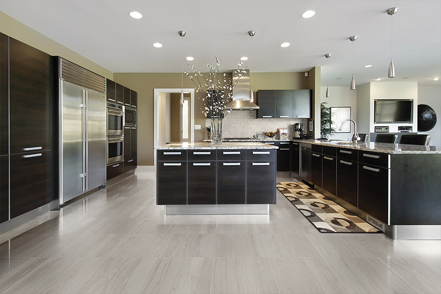 Ceramic tile flooring in Mesa AZ from American Interiors