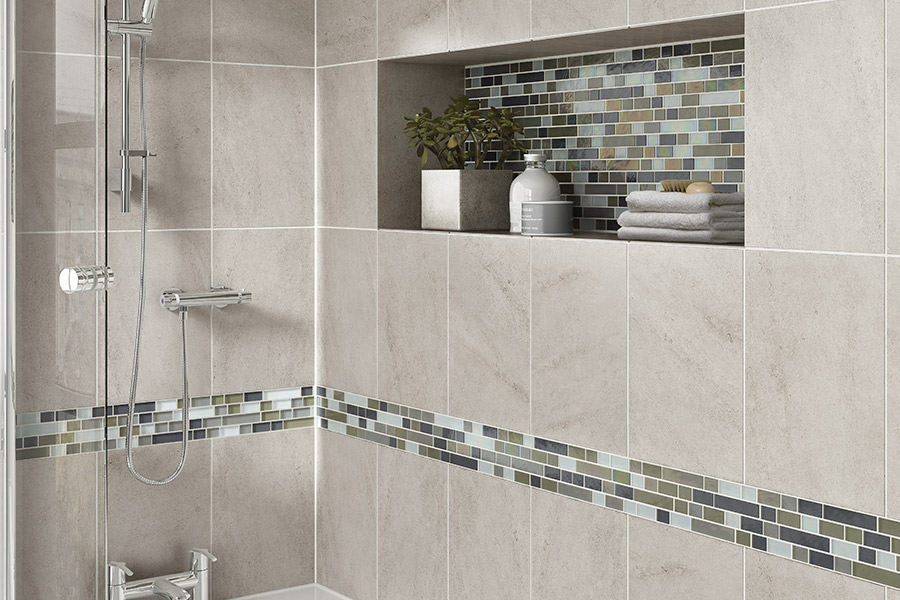 Custom tile bathrooms in Jacksonville, FL from Dimensions In Tile & Stone