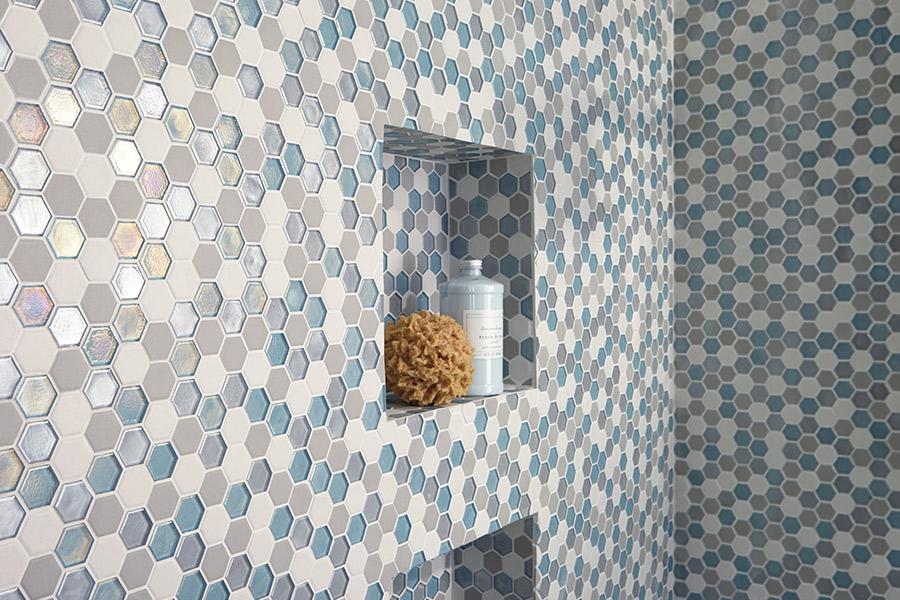 Custom tile backsplash in Floyd, VA from Floored