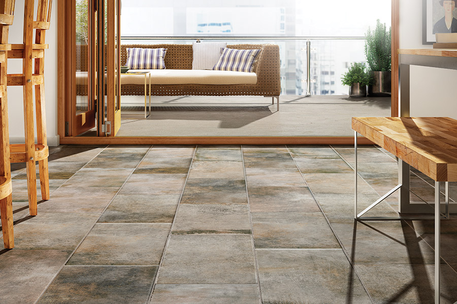 The Jacksonville area's best tile flooring store is Dimensions In Tile & Stone