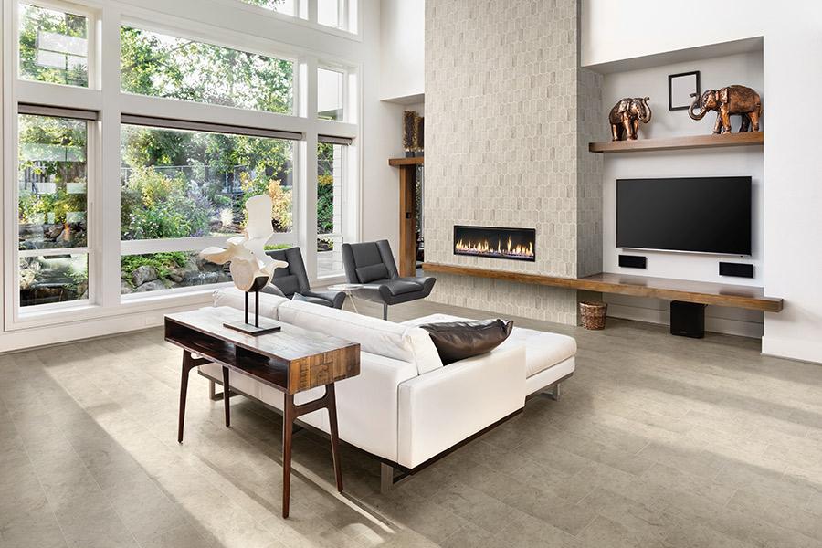 The Calgary, AB area's best tile flooring store is Dannburg Floor Coverings