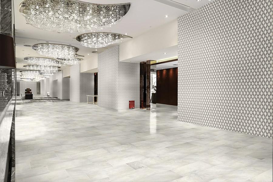 The Rockville, MD area's best tile flooring store is Carpet & Floor Express