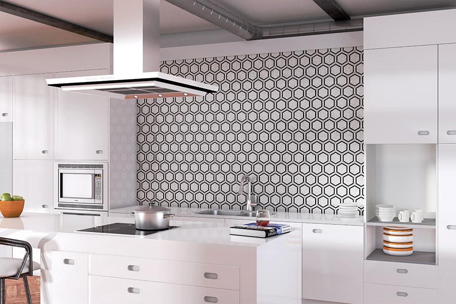 Custom tile bathrooms in Orange, TX from Odile's Fine Flooring & Design