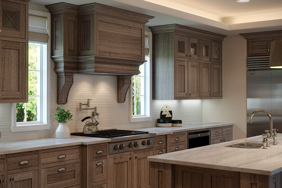 Elegant kitchen cabinets in the Atlanta area by Select Floors