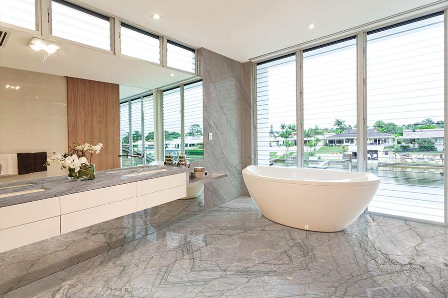 Custom tile bathrooms in Downey, CA from Victor Rios Flooring LLC