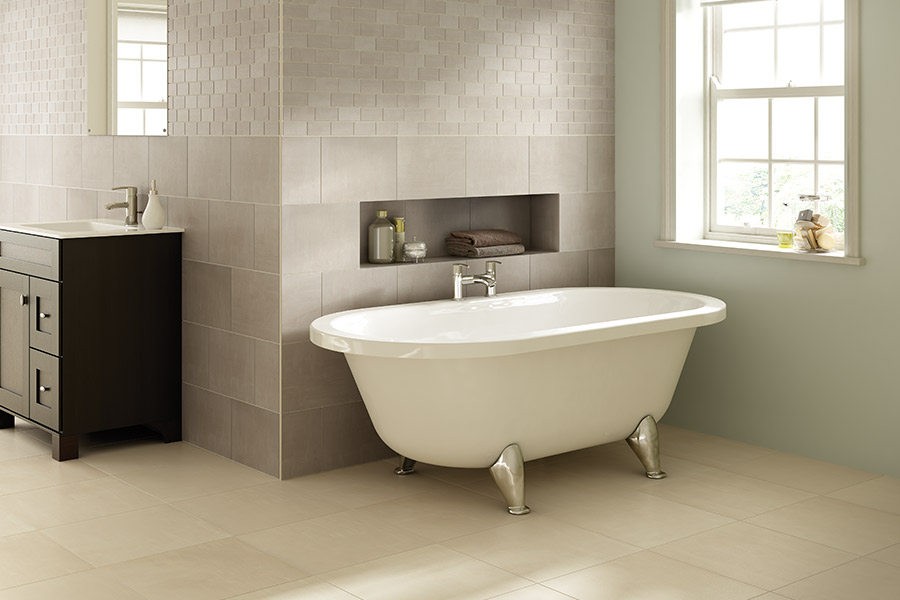 Custom tile bathrooms in Las Vegas, NV from Stock House