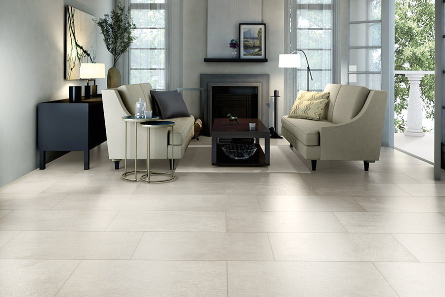 Custom tile backsplash in Wabash, IN from Staggs Floor Covering