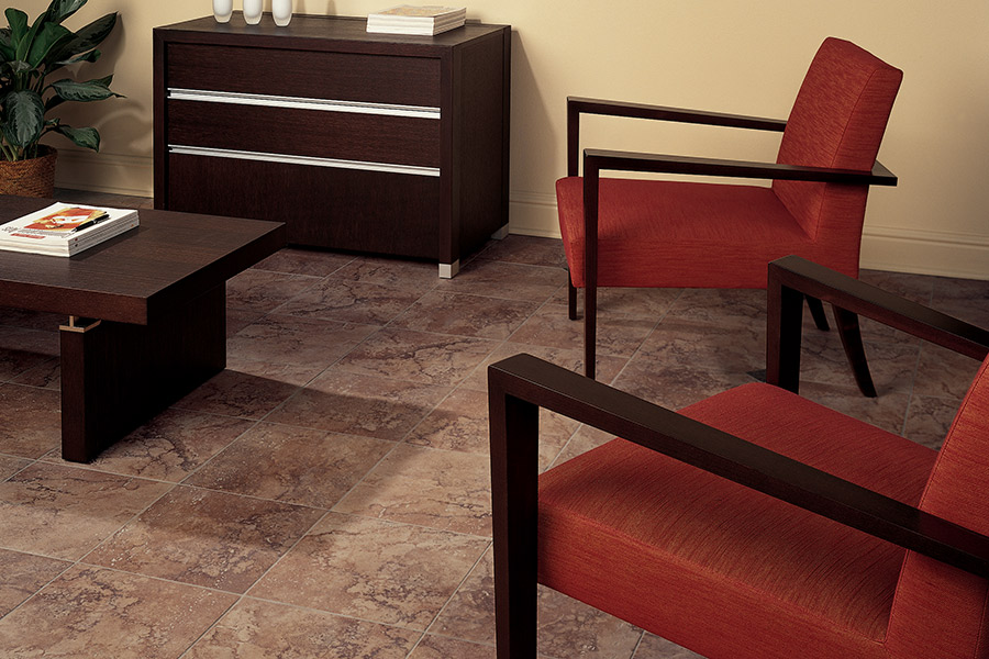 The Manchester, PA area's best tile flooring store is Chuck Kraft Carpets