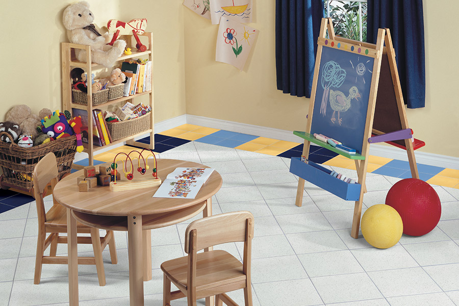 Family friendly tile flooring in Henderson, NV from Stock House