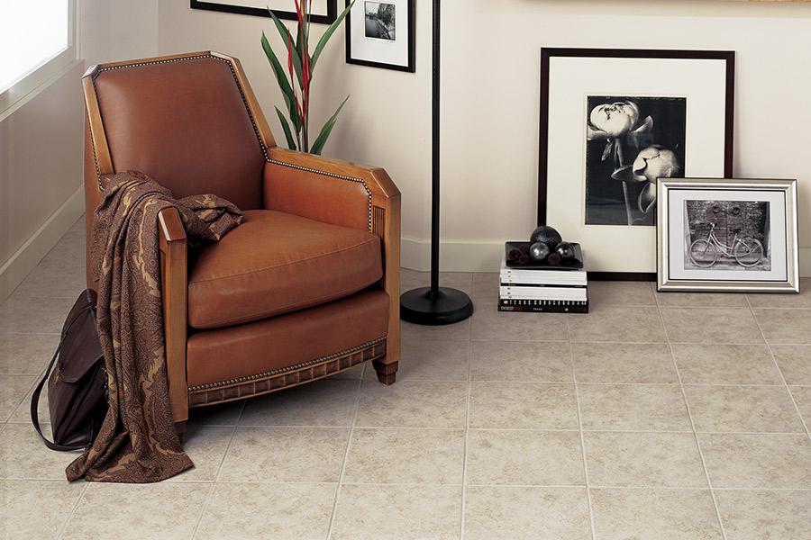 The Toledo, OH area's best tile flooring store is Carpet Spectrum