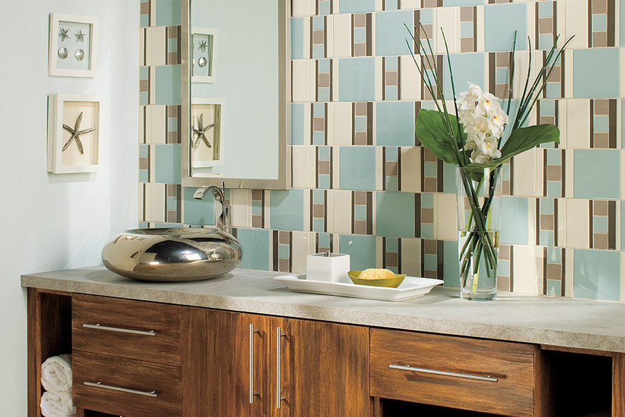 The Brooklyn, NY area's best glass tile store is Italian Tile Imports