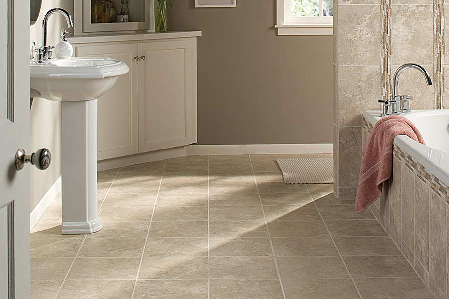 Custom tile bathrooms in Temecula, CA from Precision Flooring