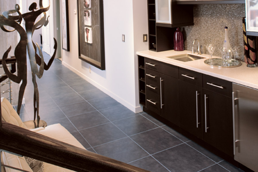 Shaker style cabinets in the Atlanta area by Select Floors