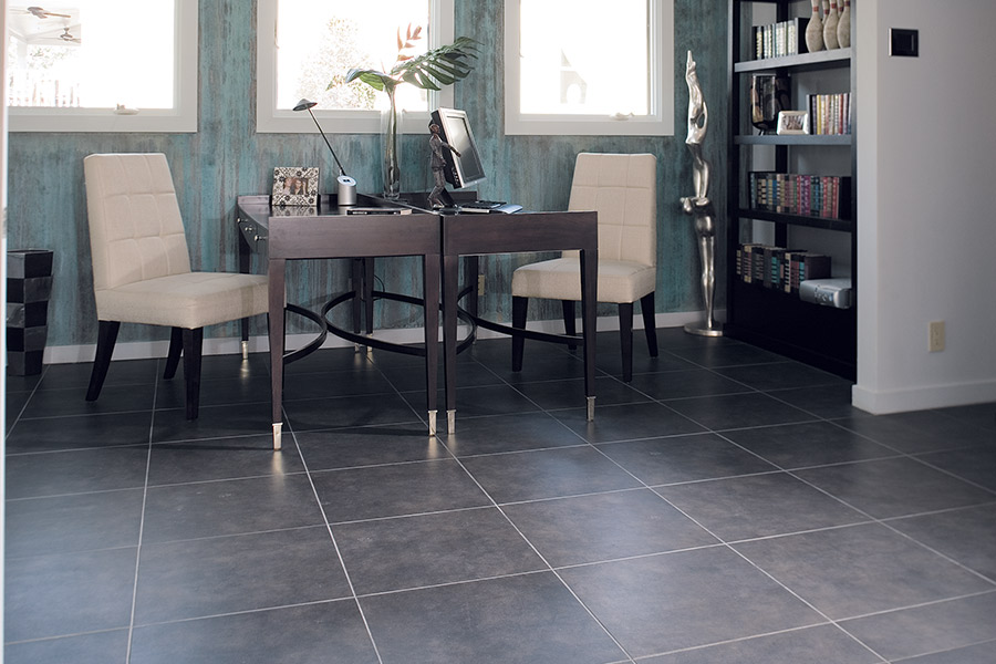 The Gulf Breeze, FL area's best tile flooring store is Cottingham Tile Co.