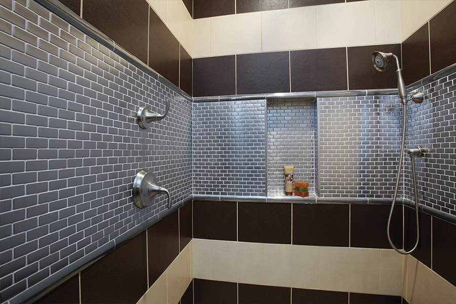 Houston Texas shower tile installation