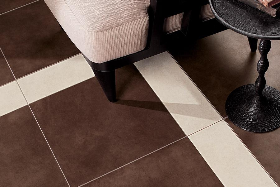 Wood look tile flooring in Menifee, CA from My Floors Direct