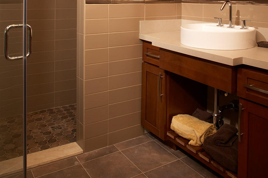 Family friendly tile flooring in Camp Hill, PA from Harrisburg Wall & Flooring