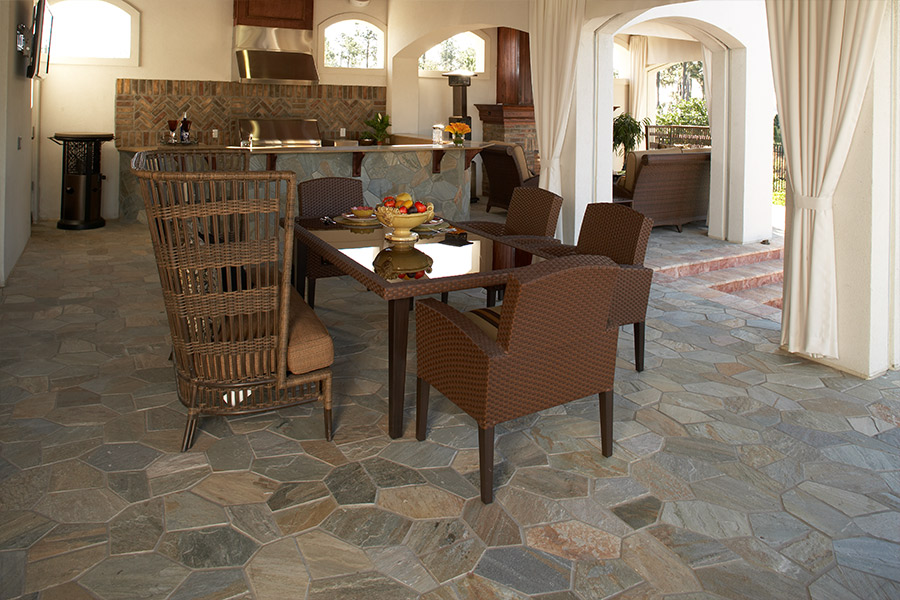 Family friendly tile flooring in Bridgewater, MA from Paramount Rug Company