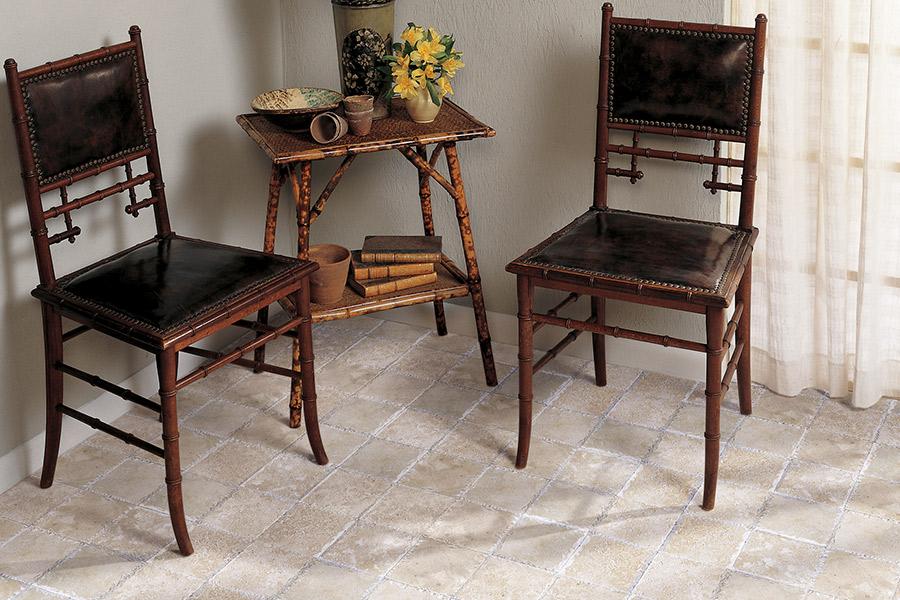 Wood look tile flooring in Scottsdale, AZ from A-Z Floors