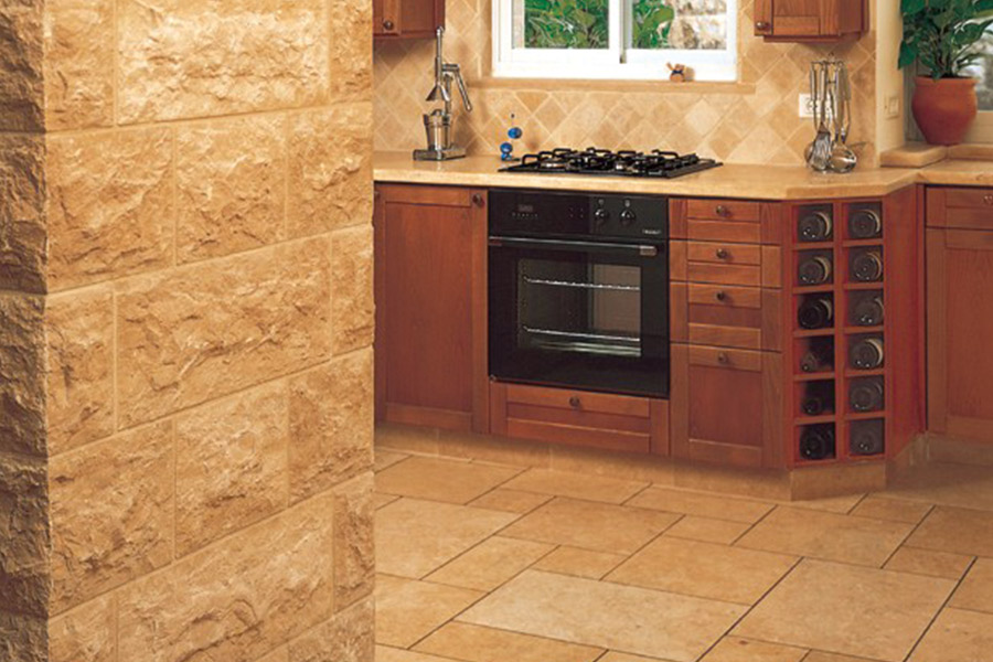 The Amarillo, TX area's best natural stone flooring store is Gowdy Flooring