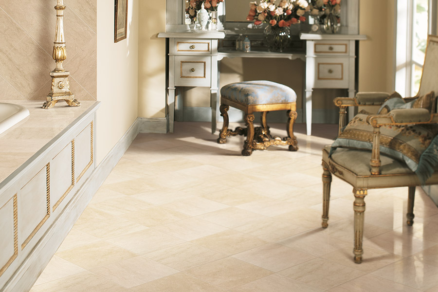 Wood look tile flooring in Harrisburg, PA from Harrisburg Wall & Flooring