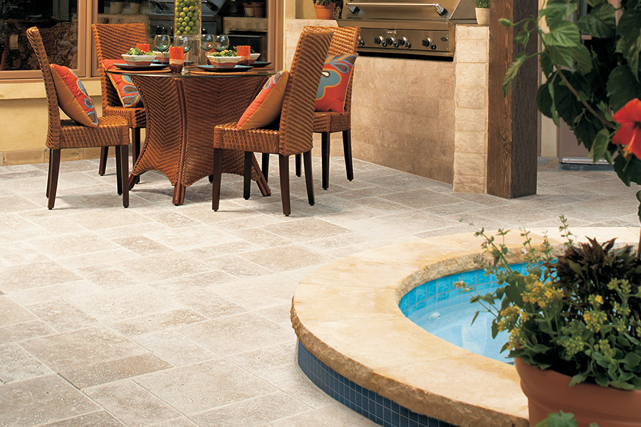 The Orlando, FL area's best natural stone flooring store is All Floors of Orlando