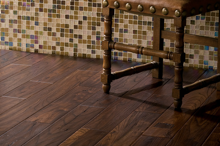 Wood look tile flooring in Middletown, DE from Chesapeake Family Flooring