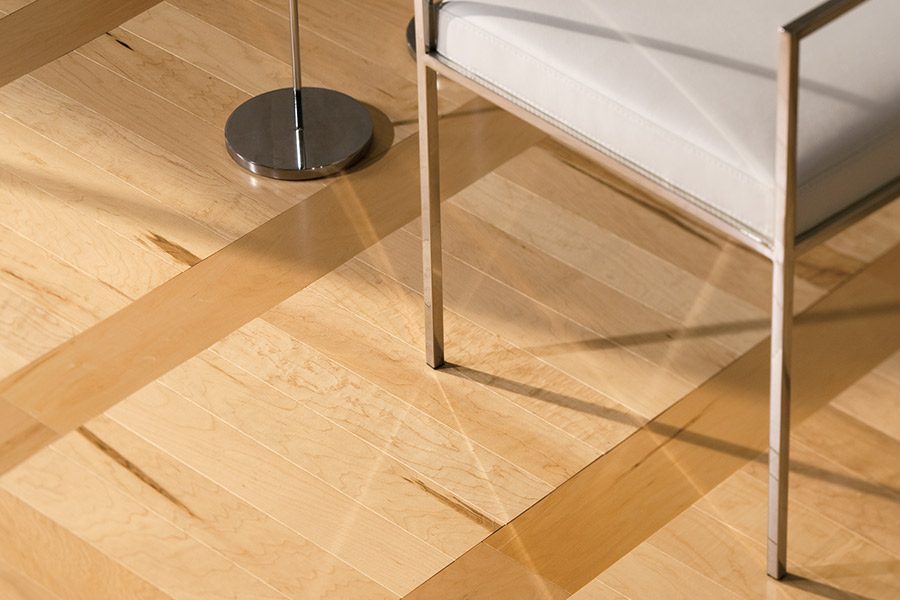 Wood look tile flooring in Rocky River, OH from WestBay Floor Source