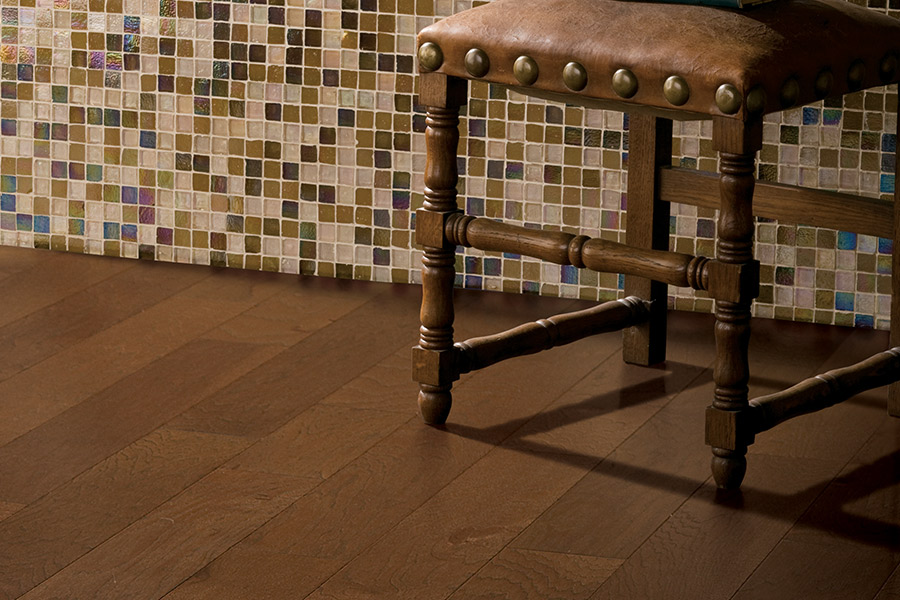 Wood look tile flooring in Thornhurst, PA from NP Flooring