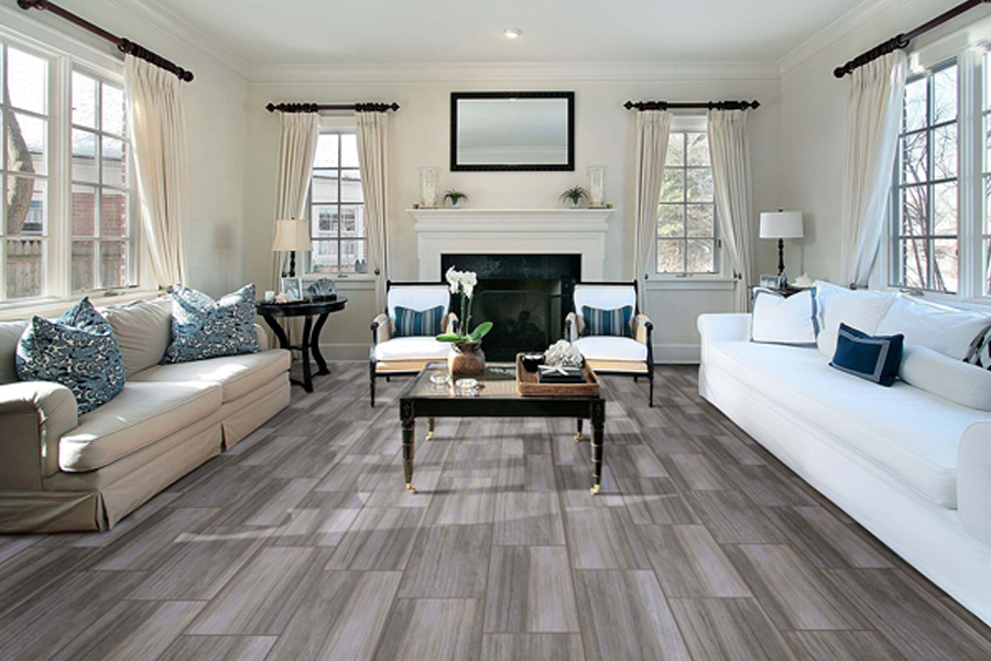 Luxury vinyl plank (LVP) flooring in Humboldt TN from First Class Flooring