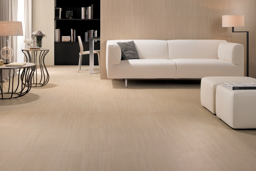 Porcelain tile flooring in Dundas, MN from Behr's USA Flooring