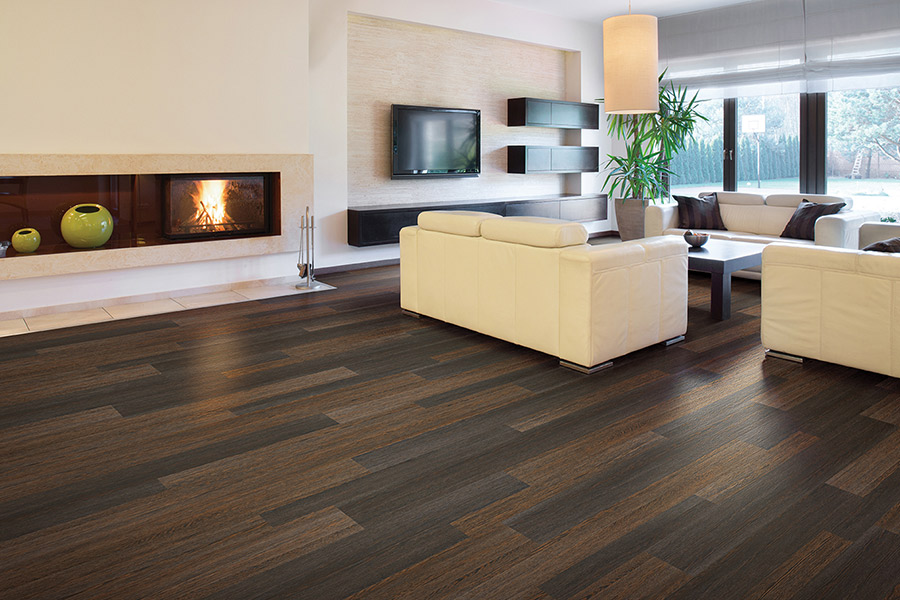 Modern vinyl flooring in Marysville, WA from Completely Floored