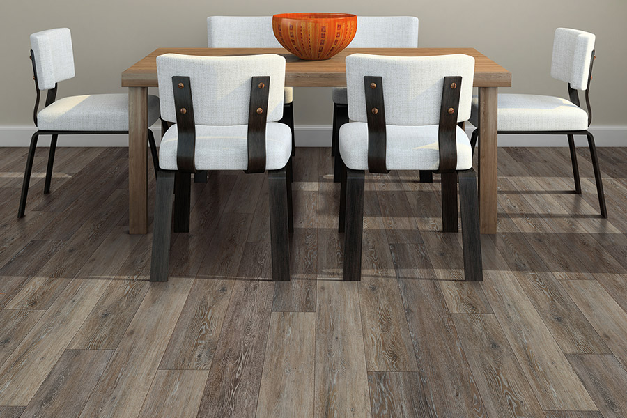 The Sumter, SC area's best waterproof flooring store is Floors by Design of Sumter LLC