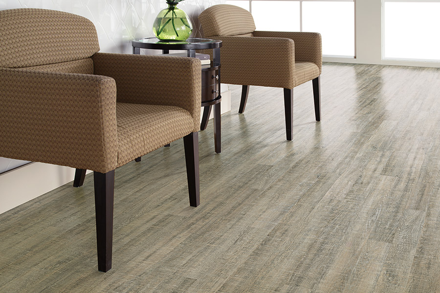 Waterproof luxury vinyl floors in Delta, OH from Carpet Spectrum