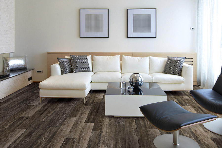 The Woodstock, GAL area's best waterproof flooring store is Cherokee Floor Covering