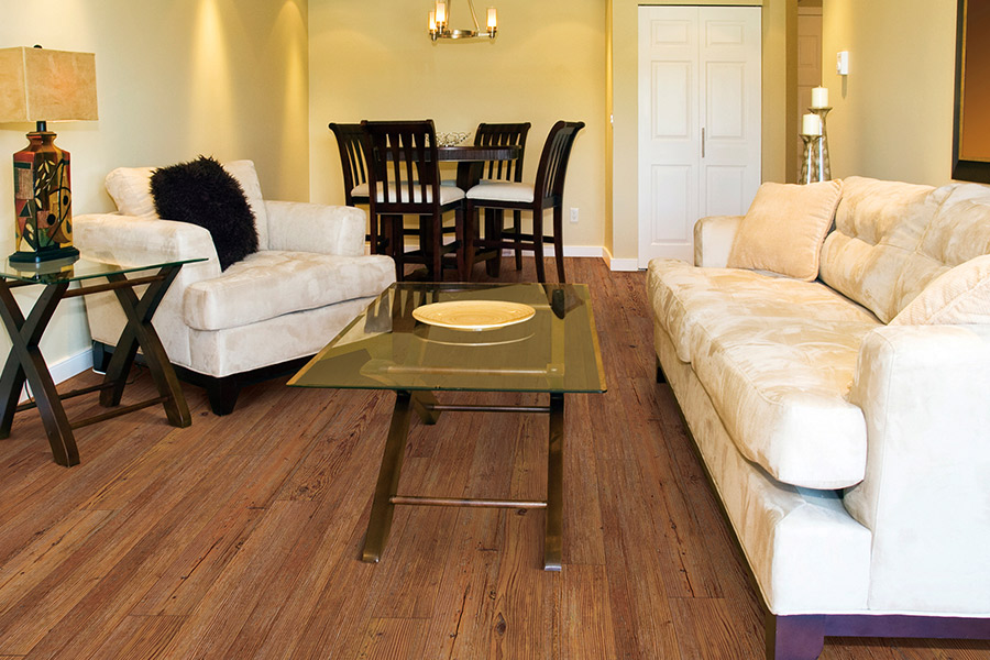 Wood look waterproof flooring in Vinton, OH from Chillicothe Carpet