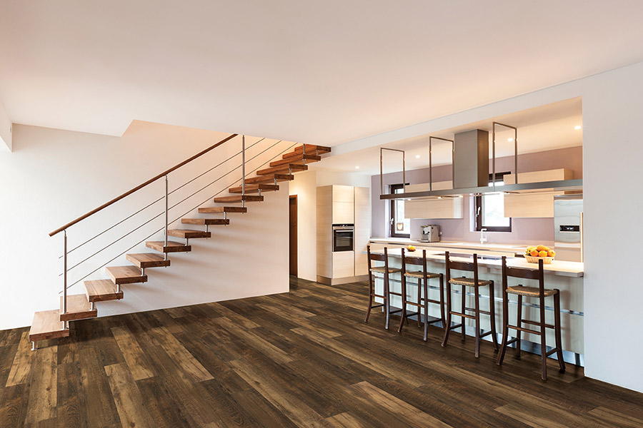 Wood look waterproof flooring in Ft Lauderdale, FL from Rugworks