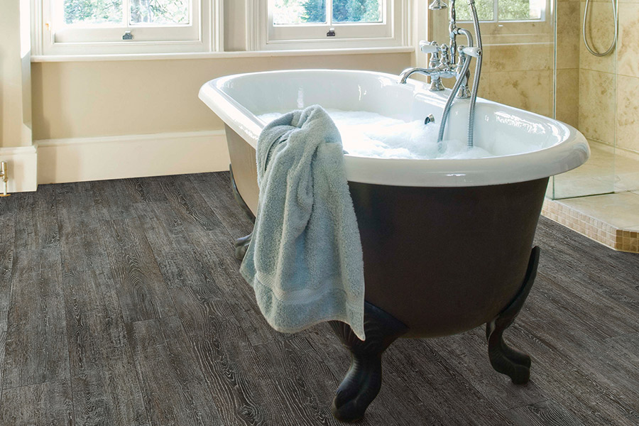 Wood look waterproof flooring in El Cajon, CA from North Park Flooring LLC