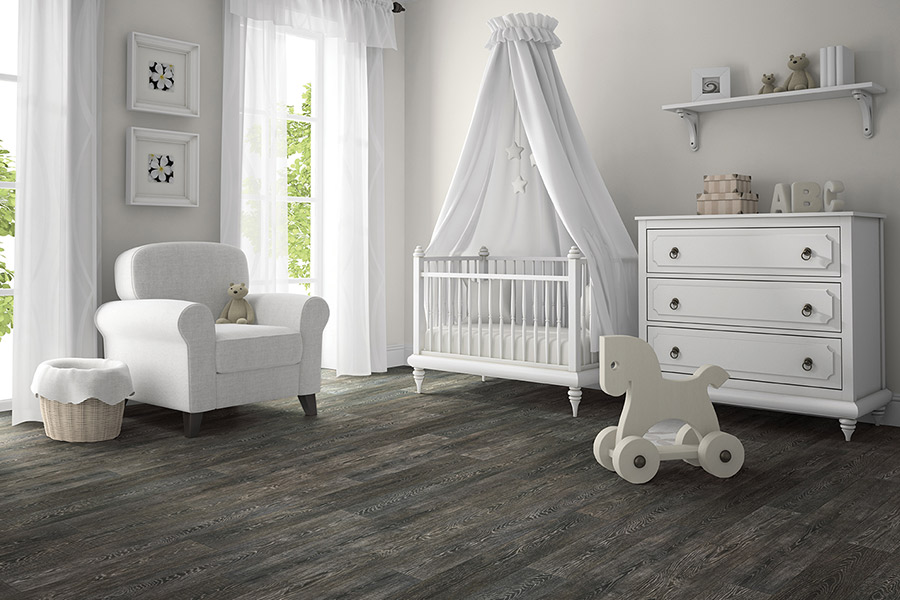 Wood look waterproof flooring in Hershey, PA from Elco Floor Coverings