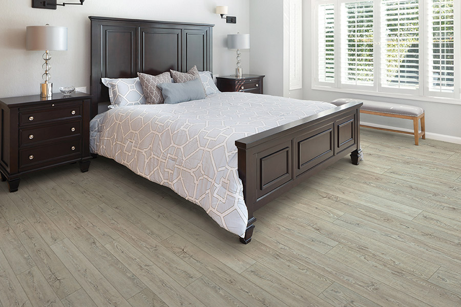 Wood look waterproof flooring in Johns Creek, GA from Bridgeport Carpets