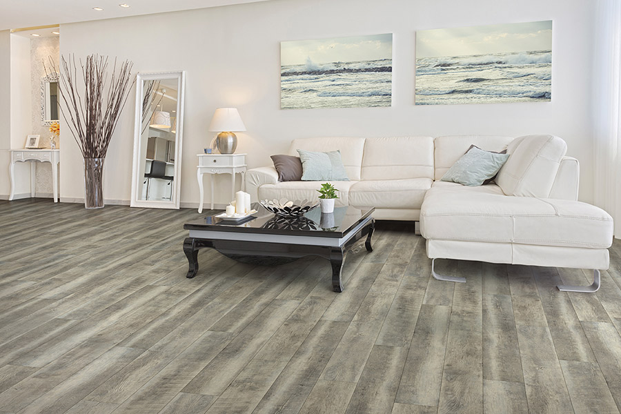 Wood look vinyl sheet flooring in Harrisburg, PA from Harrisburg Wall & Flooring