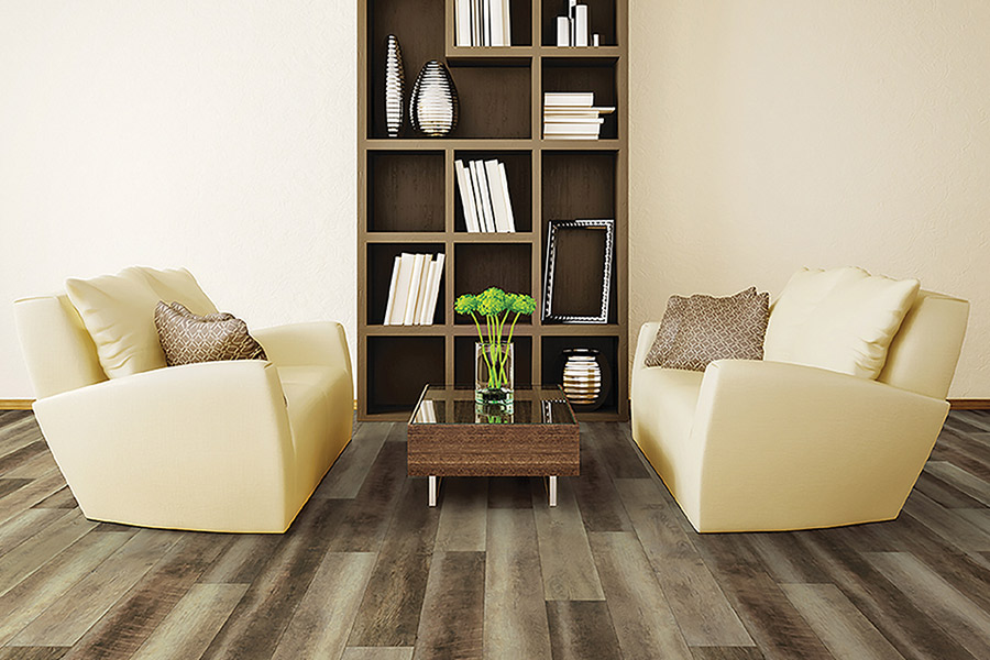 Vinyl plank flooring in Carlisle, PA from Harrisburg Wall & Flooring