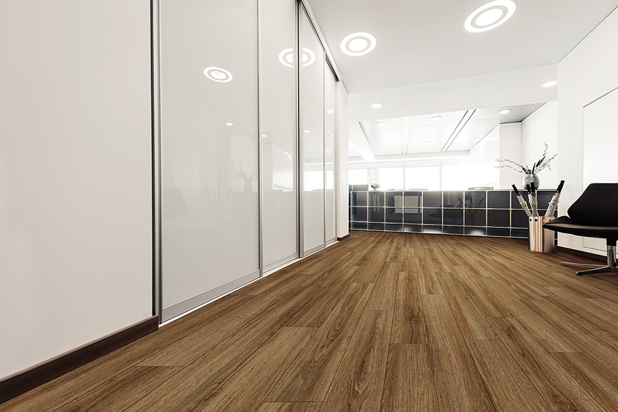 Contemporary wood flooring in Glendale, AZ from A-Z Floors