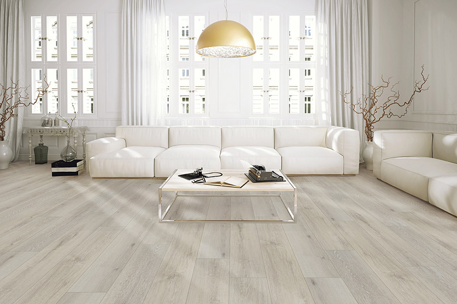 Wood look waterproof flooring in Ridgewood, NJ from G. Fried Flooring & Design