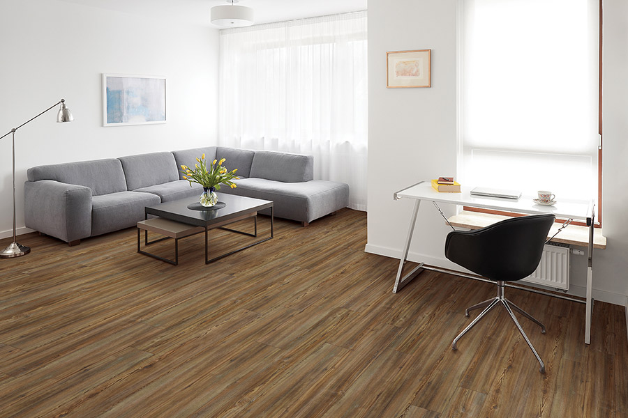 Wood look waterproof flooring in Marietta, GA from Select Floors