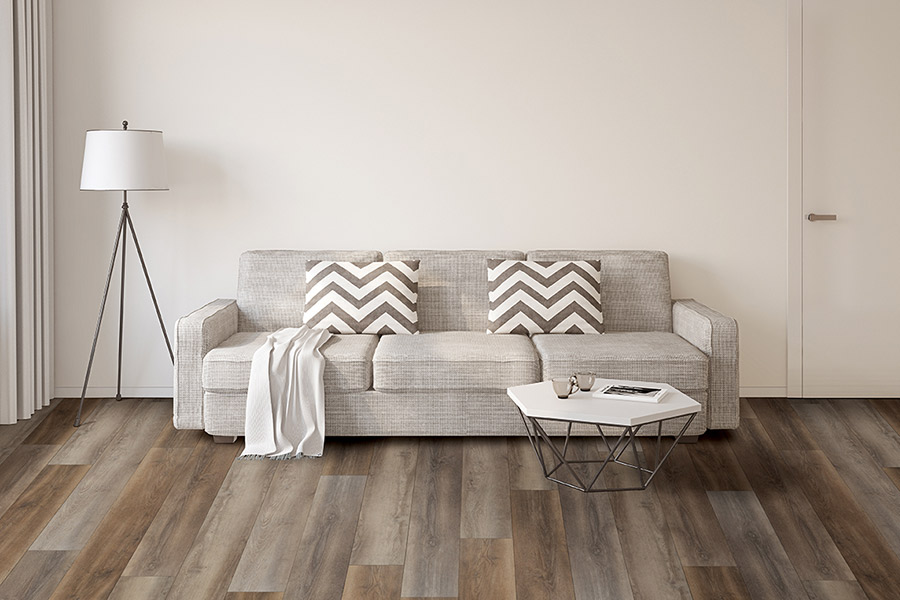 Modern vinyl flooring in Lakeville, MN from Infinite Floors and More