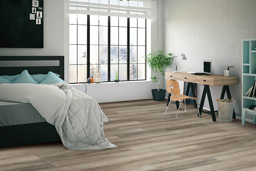 Wood look vinyl sheet flooring in Lugoff, SC from Carpet Outlet